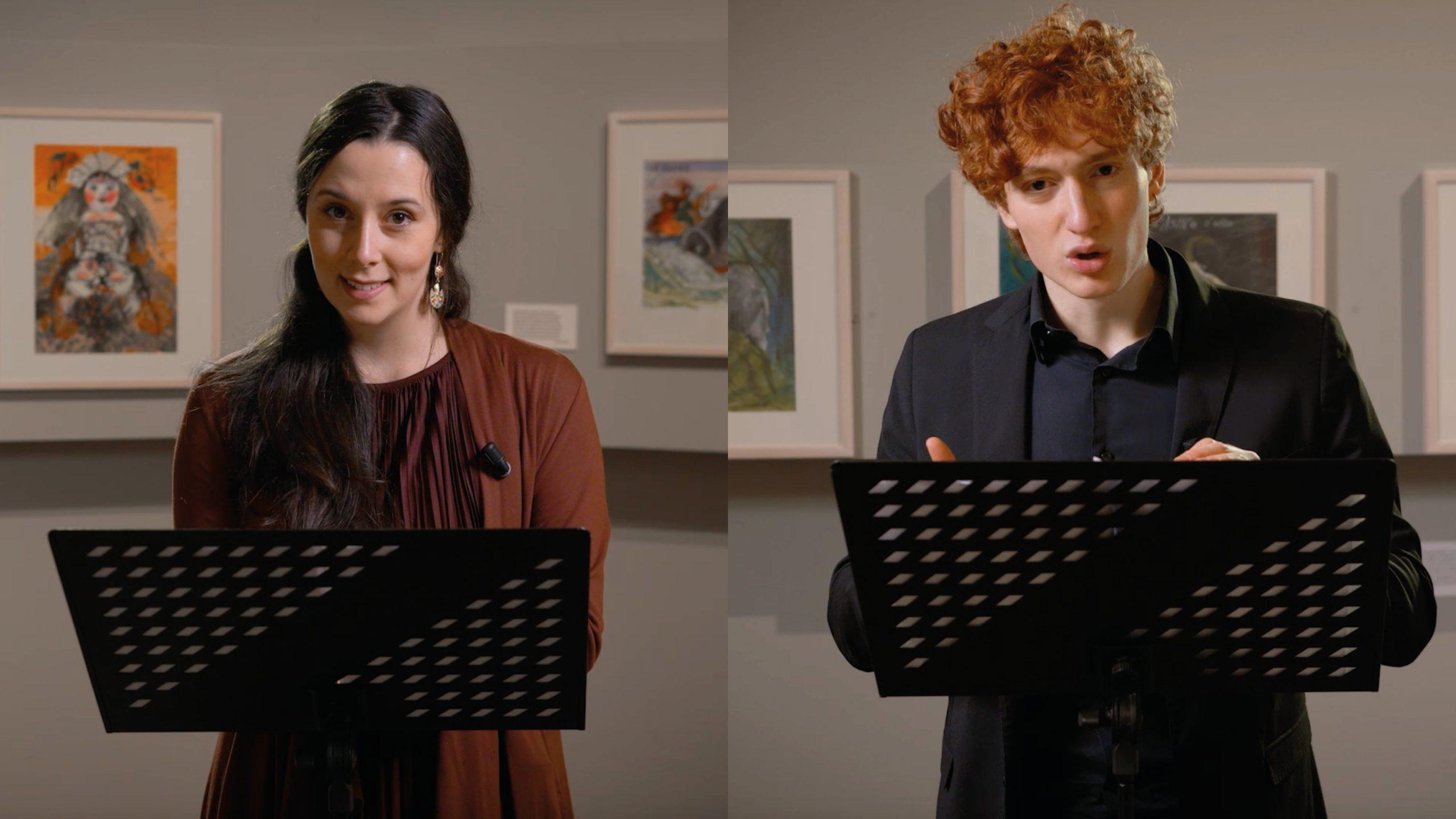 Lucia Donadio e Elia Bonzani leggono l'Orlando Innamorato – Libro I, canto VII, ottave 1-64