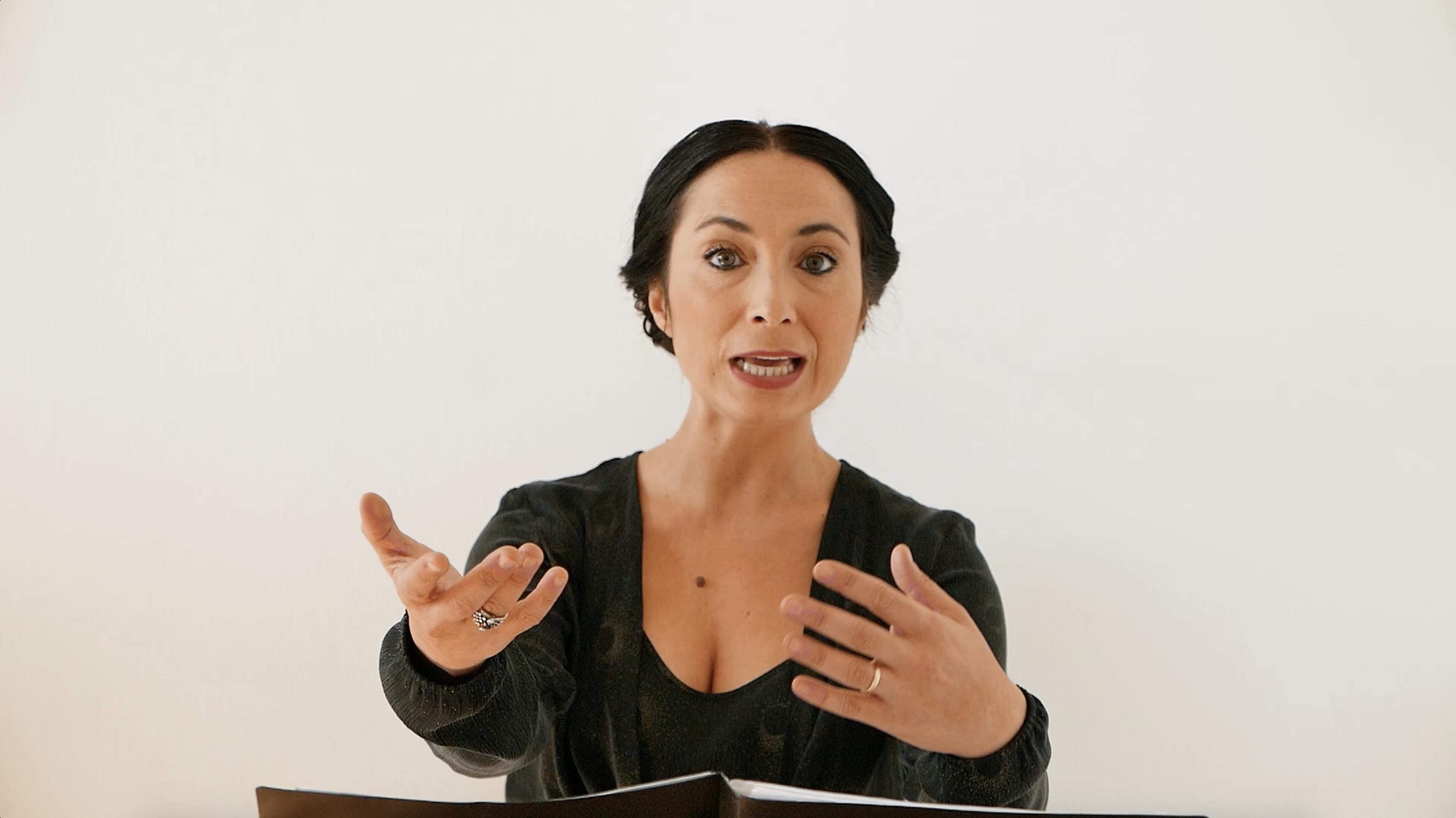 Monica Ceccardi legge l'Orlando Innamorato – Libro I, canto XXIV, ottave 15-58